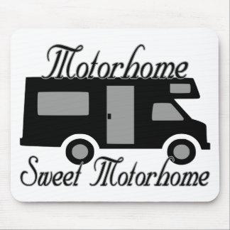 Motorhome Sweet Motorhome RV Mouse Pad