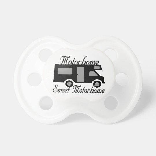 Motorhome Sweet Motorhome RV Pacifier