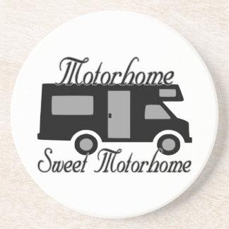 Motorhome Sweet Motorhome RV Sandstone Coaster
