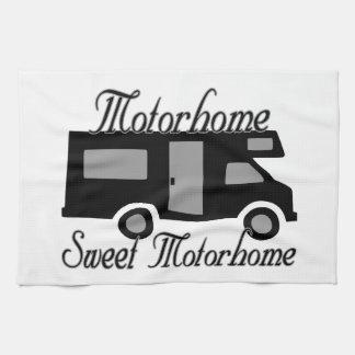 Motorhome Sweet Motorhome RV Towel