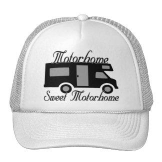 Motorhome Sweet Motorhome RV Trucker Hat