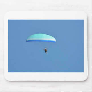 Motorised Paraglider Mouse Pad