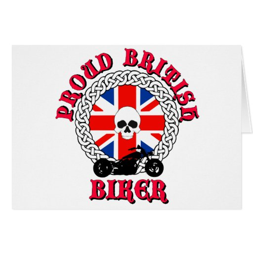 Motorista británico orgulloso felicitaciones