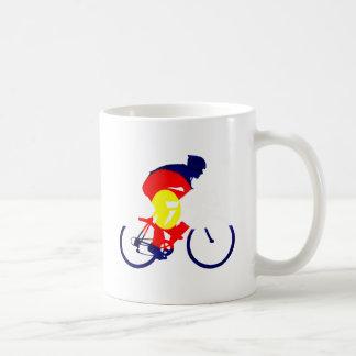 Motorista de Colorado Taza De Café