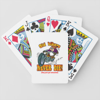 Motoristas Baraja Cartas De Poker