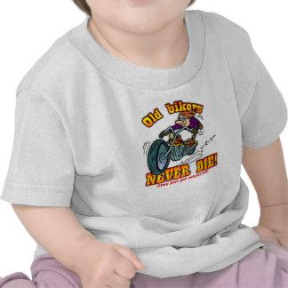 Motoristas Camisetas