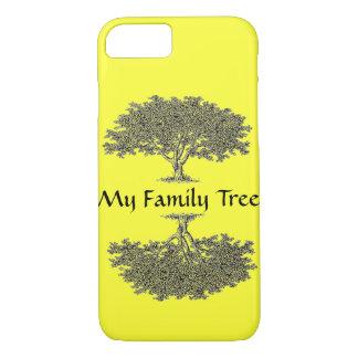 Motorola Droid RAZR - Family tree iPhone 8/7 Case