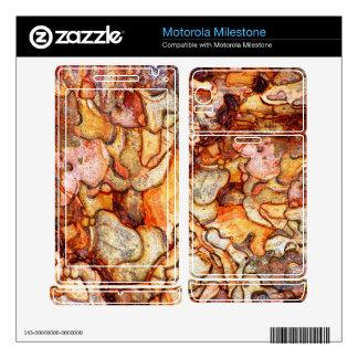 Motorola Milestone Motorola Milestone Skin