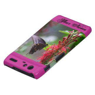 Motorola Razor Butterfly Hardshell Case Motorola Droid RAZR Covers