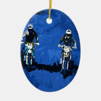 Motorsport Ceramic Ornament