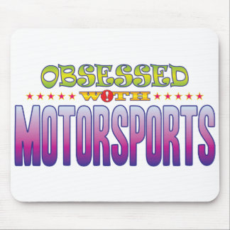 Motorsports 2 Obsessed Mouse Pad