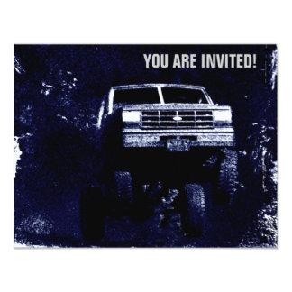 Motorsports Event or Mudding Invite