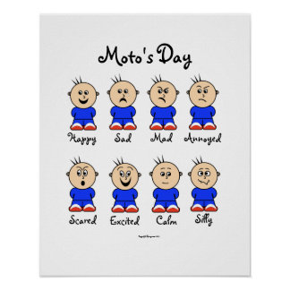 Moto's Day Poster