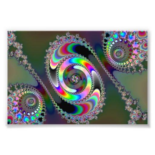 Motosierra - fractal fotografías