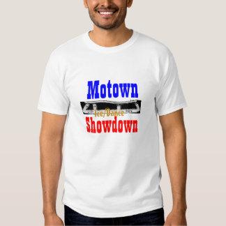 Motown Ice/Dance Showdown T-shirt