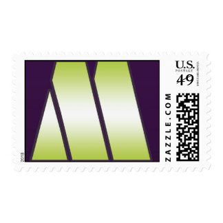 Motown M Postage