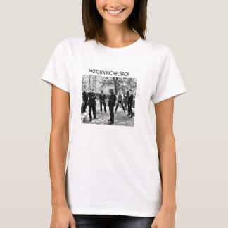 Motown Nickelback Lady Shirt