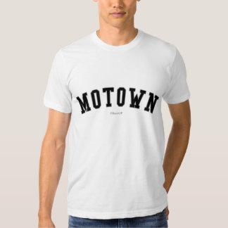 Motown Remeras