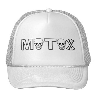 Motox Skulls Dirt Bike Motocross Cap Hat