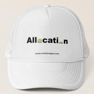 © motsimages: Allowance Trucker Hat