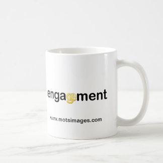 © motsimages: Engagement Coffee Mug