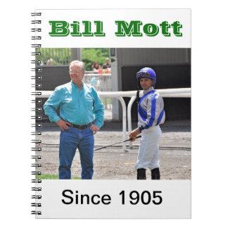 Mott and Lezcano Notebook