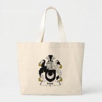 Mott Family Crest Bag