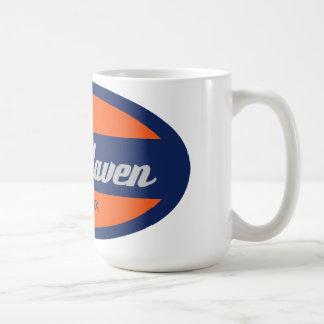 Mott Haven Classic White Coffee Mug