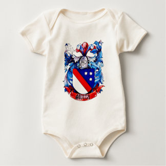 Motta  Family Arms Infant Organic Creeper