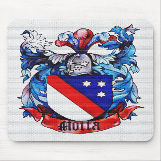 Motta Family Arms Mousepad