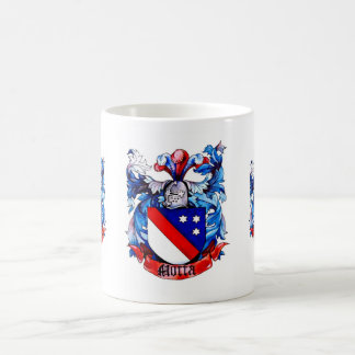 Motta  Family Arms Mug
