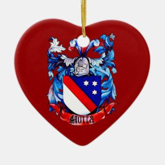 Motta Family Arms Ornament
