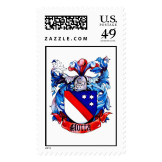 Motta Family Arms Postage