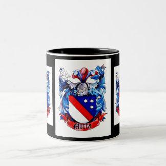 Motta Family Arms Two-Tone Mug