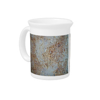 Mottled brick texture drink pitchers