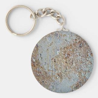 Mottled brick texture keychains
