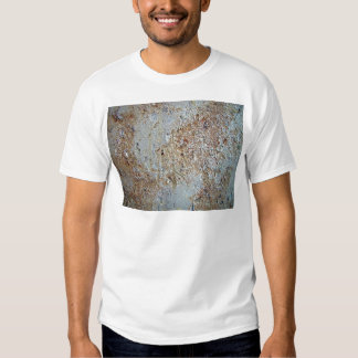 Mottled brick texture t-shirt