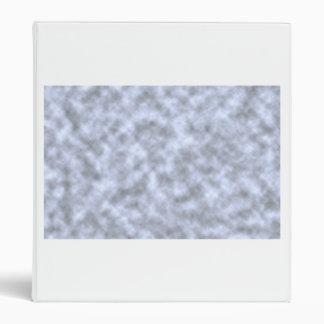 Mottled light blue black pattern background binder