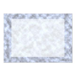 Mottled light blue black pattern background card