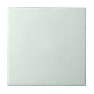 Mottled Pastel Green Ceramic Tile