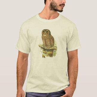 Mottled Wood Owl T-Shirt