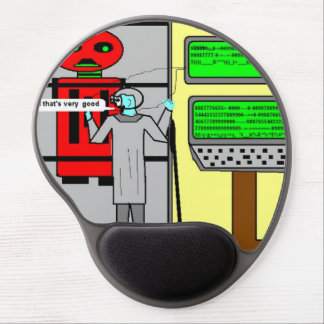 MottnAt Work Gel Mouse Pad