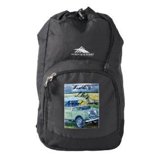 Motto Rucksack High Sierra Backpack