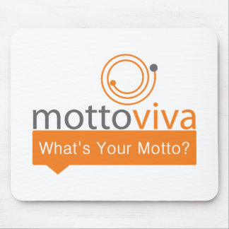 Motto Talk Products Mouse Pad