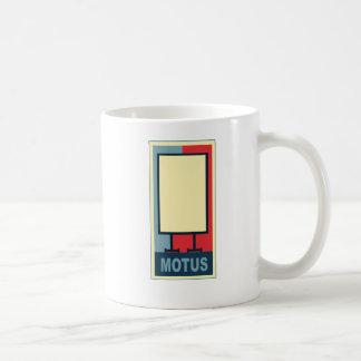 MOTUS ICON COFFEE MUGS