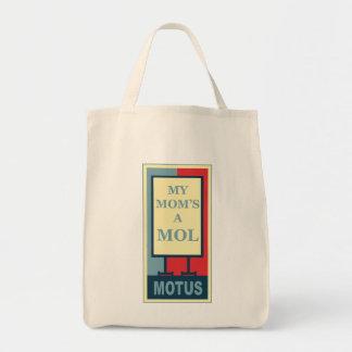 MOTUS: MY MOM IS A MOL TOTE BAG