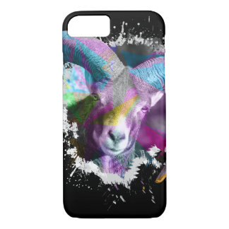 Mouflon Ovis orientalis iPhone 7 Case