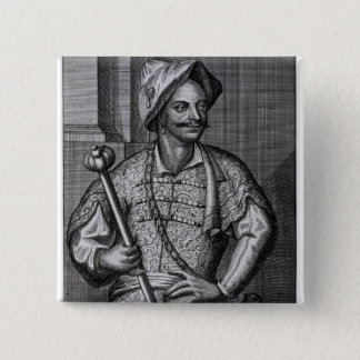 Moulay Ismail Ibn Sharif, 1719 Button