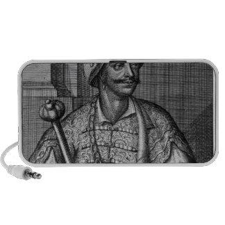Moulay Ismail Ibn Sharif, 1719 Mini Speaker