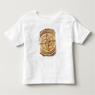 Mould depicting four warriors toddler t-shirt